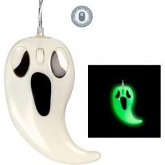 Mouse Fantasma para o Halloween
