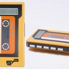 MP3 Walkman, Música em Estilo Vintage