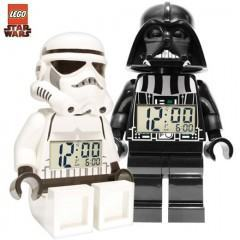 Despertadores Star Wars Lego: Darth Vader e Stormtrooper