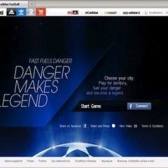 Desafie seus Amigos no Facebook com o Jogo Danger Makes Legend