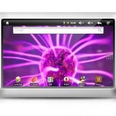 Tablet RAmos T11AD com Android 2.1: Da China, com Amor