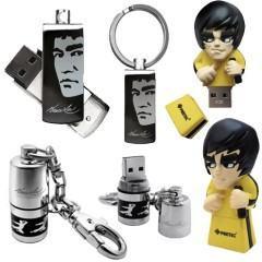 3 Flash Drives de Bruce Lee