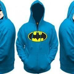 Moleton do Batman com Capuz: Seja o Homem Morcego