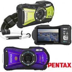 Novas Câmeras Pentax Optio WG-1, Prontas para Qualquer Aventura!