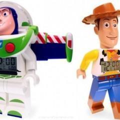 Despertador em Lego de Toy Story!