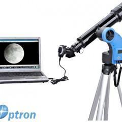 Telescópio Portátil Acompanha a Rotação da Terra!