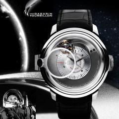 Gagarin Tourbillion, um Relógio Comemorativo dos 50 Anos do Primeiro Homem no Espaço