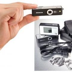 Mini Câmera Digital Perfeita para Espiões