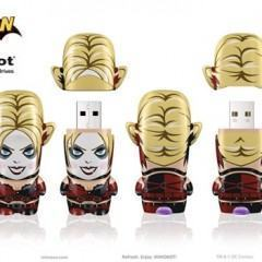 Harley Quinn em Versão Designer Flash Drive Mimobot