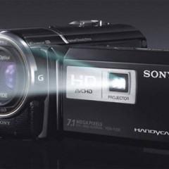 Sony Handycam HDR-PJ50, uma Câmera de Vídeo com Projetor!