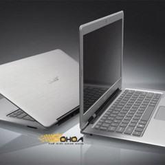 Novo Notebook Super Fino e Leve da Acer