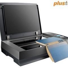 Scanner de Livros OpticBook 3800 da Plustek