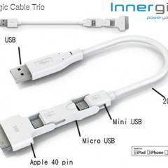 Magic Cable Trio – Cabo USB 3 em 1