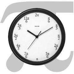 Dia do Pi – Relógio em Termos de Pi