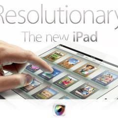 O Novo iPad com Retina Display e 4G