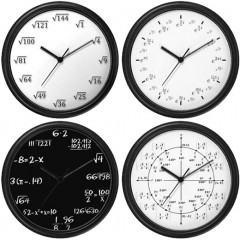 Relógios de Parede para Matemáticos