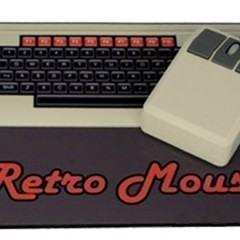 Mouse Retro com Design e Cor de 1980