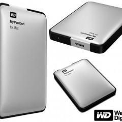 Disco Rígido My Passport for Mac da Western Digital com 2TB e USB 3.0
