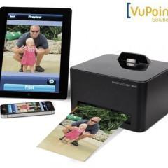 Impressora Photo Cube Wi-Fi pra iOS e Android