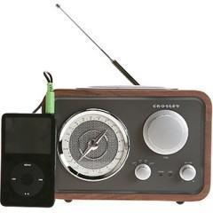 Rádio Retro com Conexão para MP3 Player
