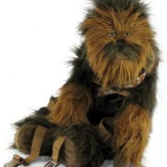 Mochila do Chewbacca!
