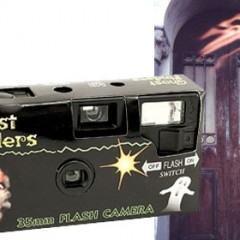 Câmera para Fotografar Fantasmas