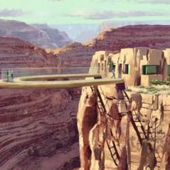 Uma Vista Diferente do Grand Canyon