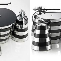 Toca-Discos Lusso com Design Avançado e Qualidade Superior!