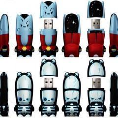 Mimobots de Halloween