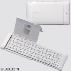 Mini-Teclado Elecom Bluetooth para iPhone ou Android