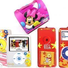 Disney e Warner Bros no Seu iPod!