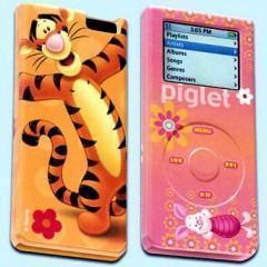 Cases e Skins da Disney para iPod