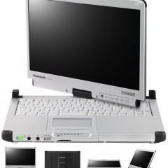 Toughbook C2 o Novo Notebook Off-Road da Panasonic