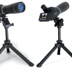 Telescópio Com Câmera Digital
