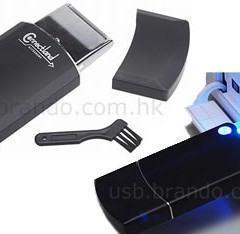 Barbeador USB