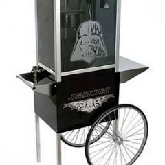 Darth Vader Também Gosta de Pipoca