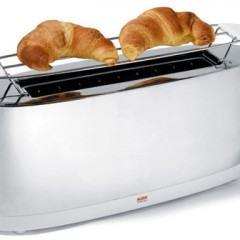 Alessi Toaster, Uma Torradeira com Grill