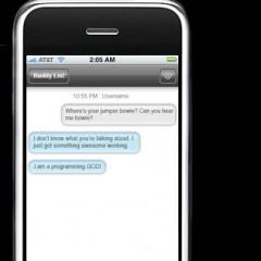 Nova Versão do Apollo Traz o Messenger para o seu iPhone!