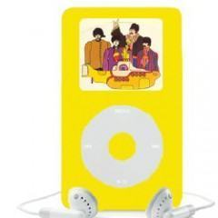 iPod Beatles: We All Live in a Yellow Submarine!