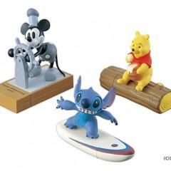 3 Novos Pendrives com Personagens da Disney