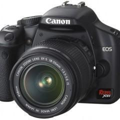 Canon EOS Rebel XSi, Uma DSLR com 12.2 Megapixels