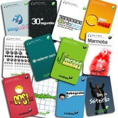 Coolnex Cards da Blogosfera, Parte VI – Cards Reloaded!