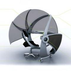 Eclipse Office, isole-se para trabalhar
