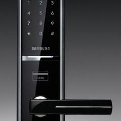 Fechadura Touchscreen da Samsung