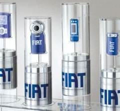 Fiat apresenta linha de celulares com sua marca