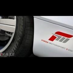 Audi TT edição especial Forza Motorsports 3