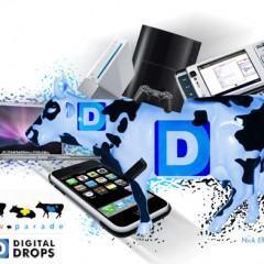 CowParade dos Blogs – Conheça a Gadget Cow!
