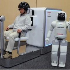 Honda Apresenta Interface que Permite Controlar um Robô pelo Pensamento