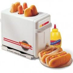 Uma Torradeira para Fanáticos por Hot Dogs!