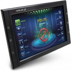 iNavi G1, um GPS com Mapas em 3D, Receptor DMB e Karaokê